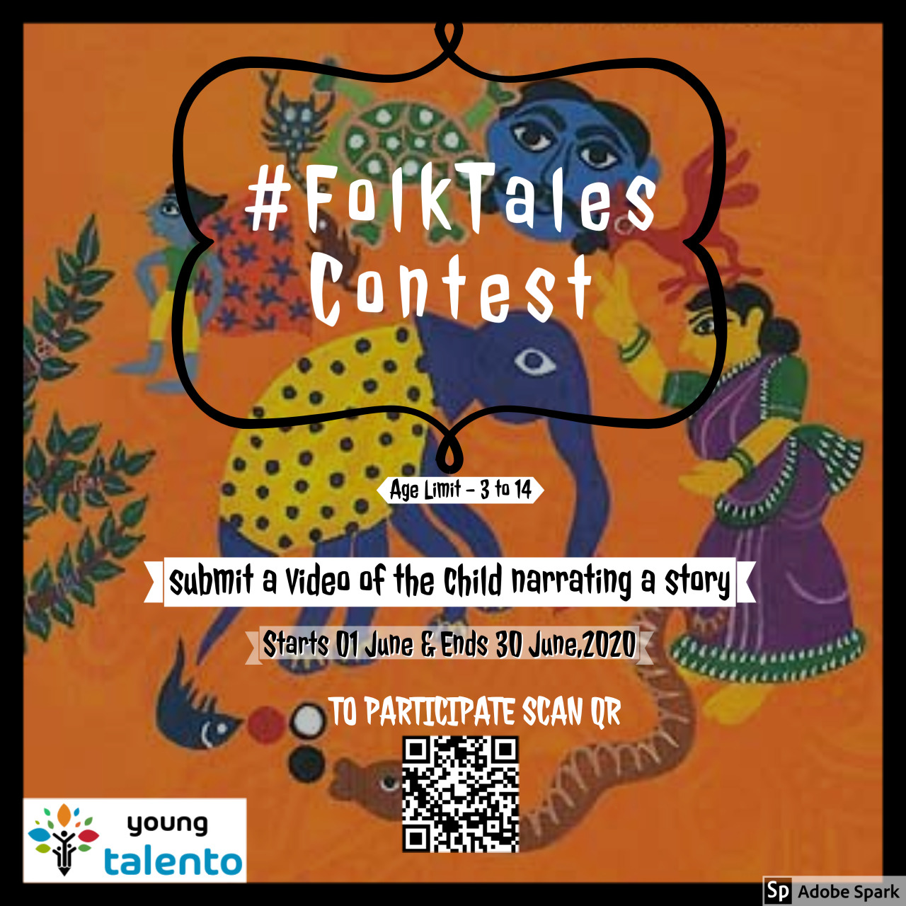#FolkTales Contest